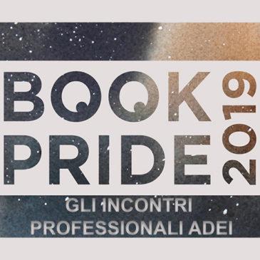 Book Pride: il dialogo con il Ministro Bonisoli e gli altri incontri professionali ADEI