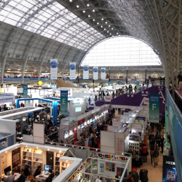 Vi racconto la London Book Fair