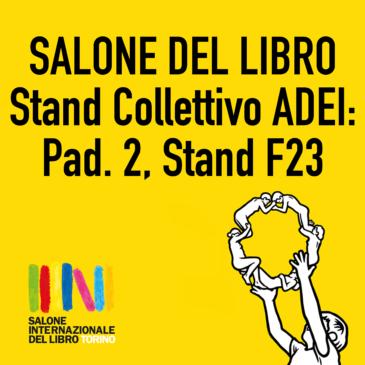 ADEI al Salone del Libro di Torino